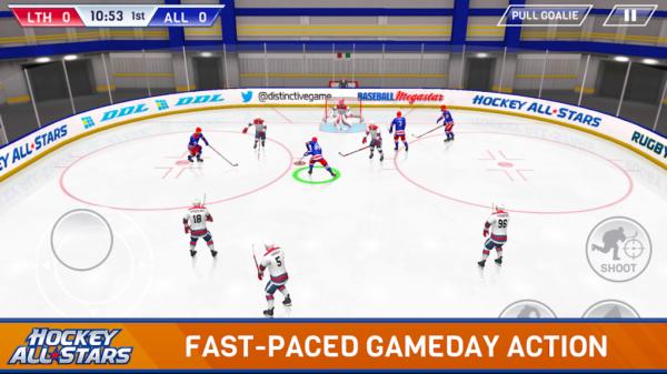 Hockey All Stars app image October 2019