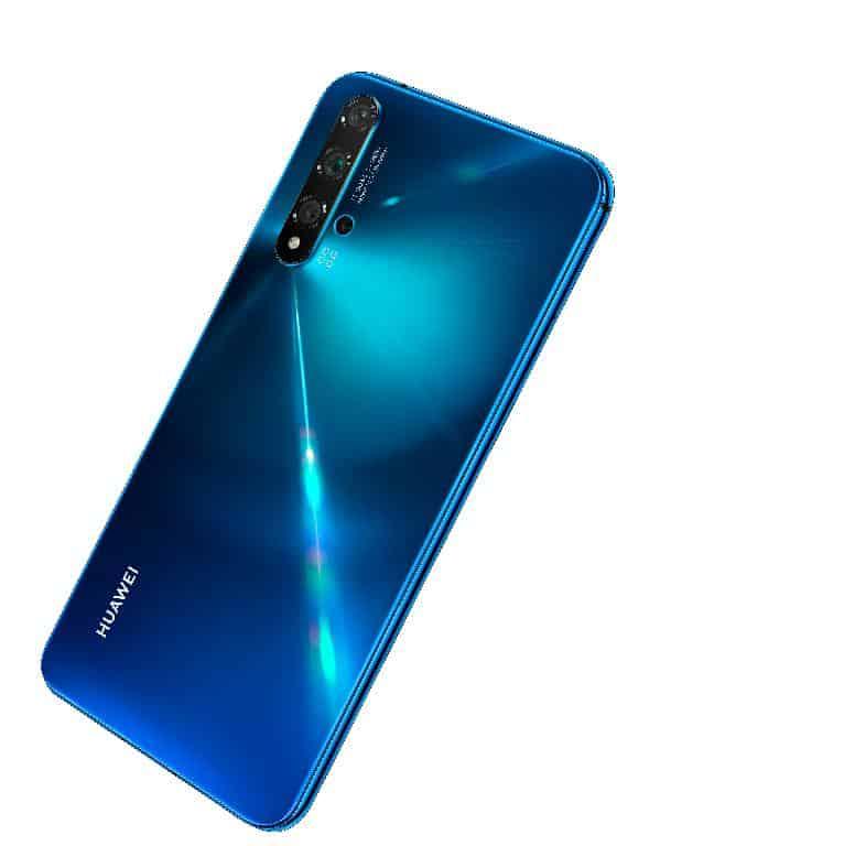 Huawei Nova 5T image 1