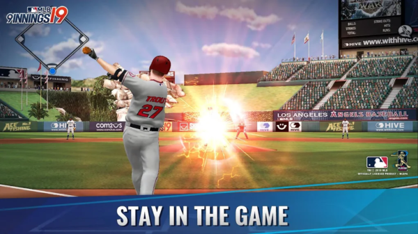 MLB 9 Innings 19 app image October 2019