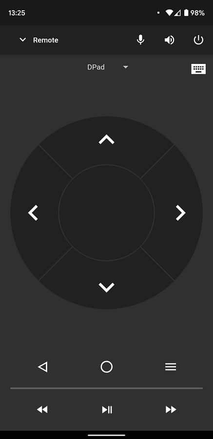NVIDIA SHIELD TV App Update 05