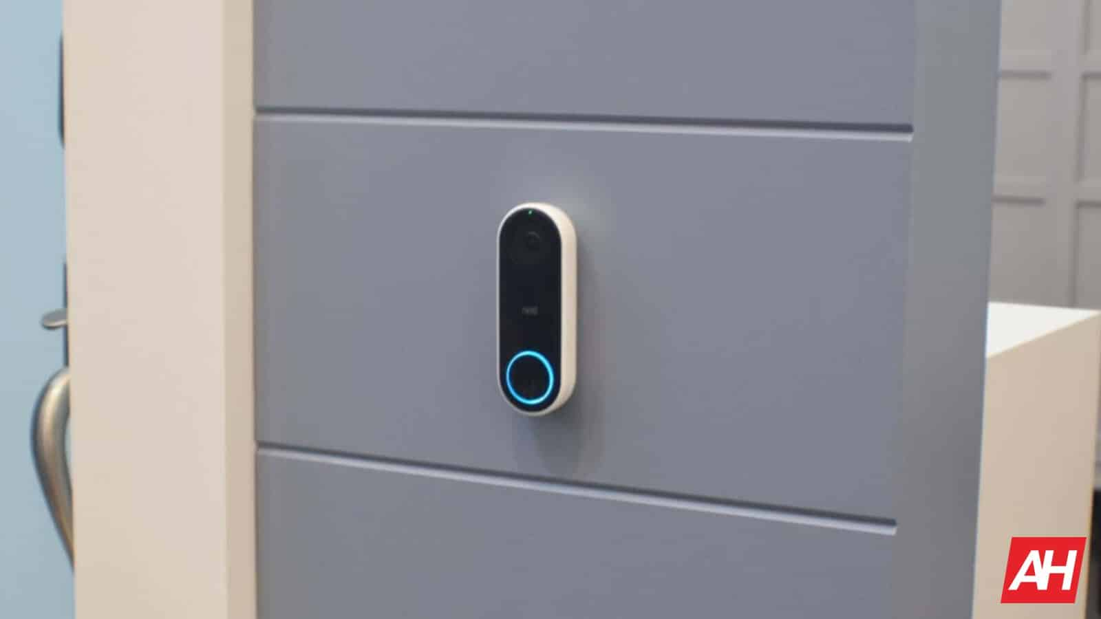 Google Nest Hello Smart Wi-Fi Video Doorbell - BuyDig