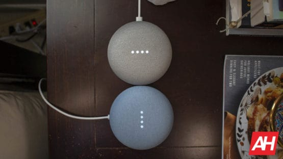 Nest Mini Google Home Mini AH NS