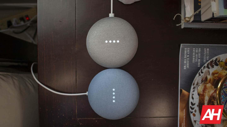 Nest Mini Google Home Mini AH NS