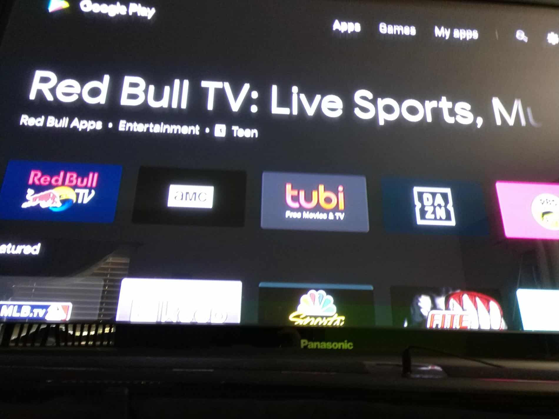 New Android TV Play Store live images 02 1