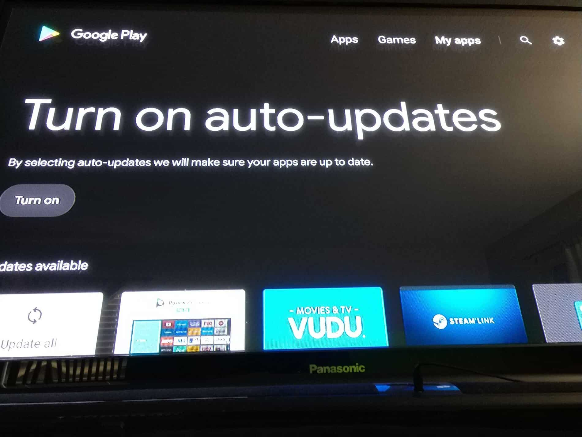 New Android TV Play Store live images 05 1