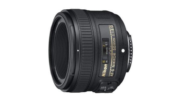Nikon AF S FX NIKKOR 50mm f1 8G Lens image 2