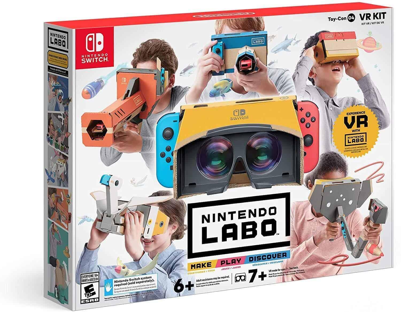 Ninendo Labo VR Kit