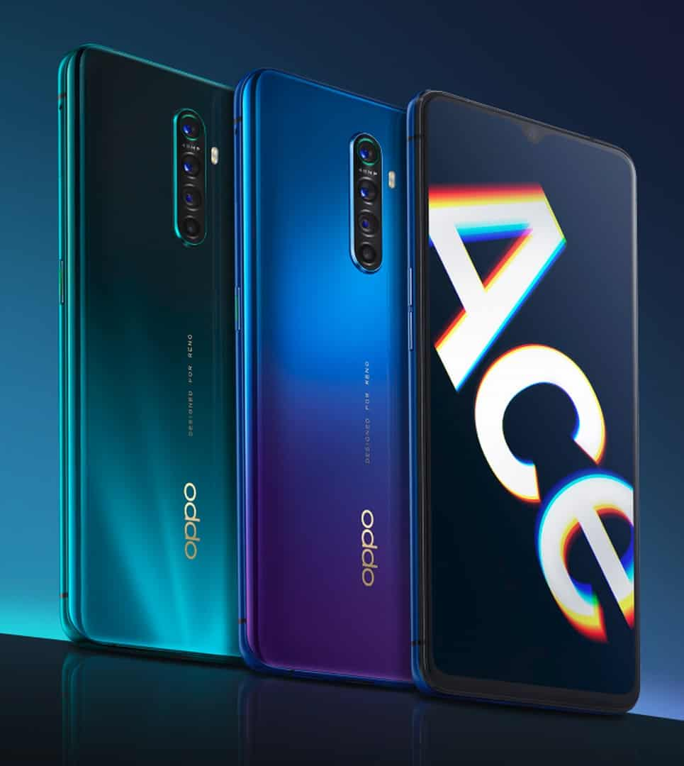 OPPO Reno Ace official image 1