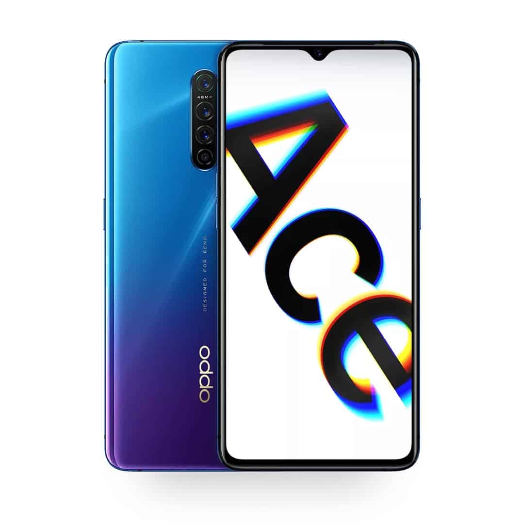 OPPO Reno Ace official image 2