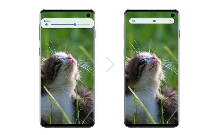 One UI Beta main2FIN Android 10 from Samsung
