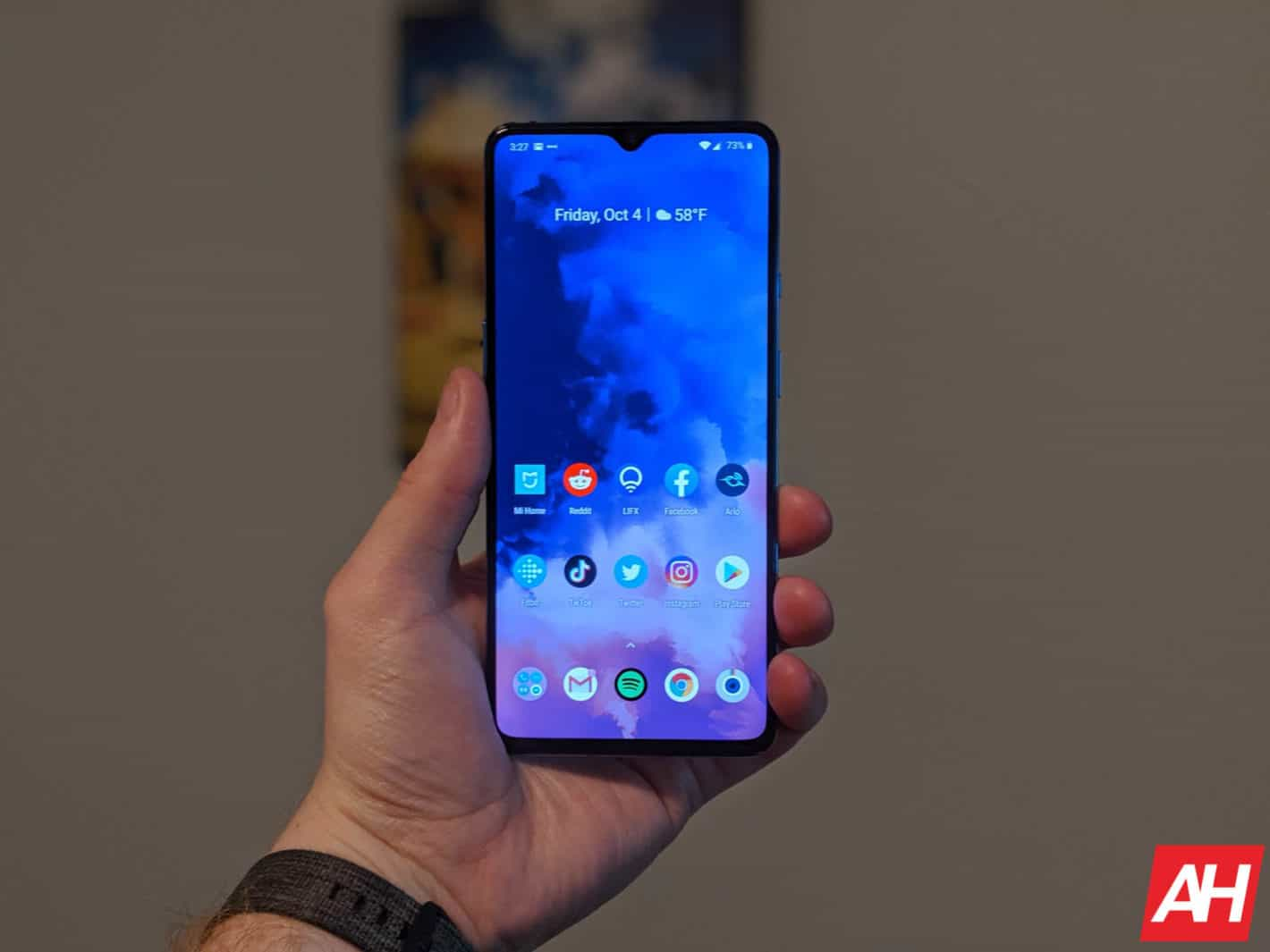 OnePlus 7T Review AM AH 3