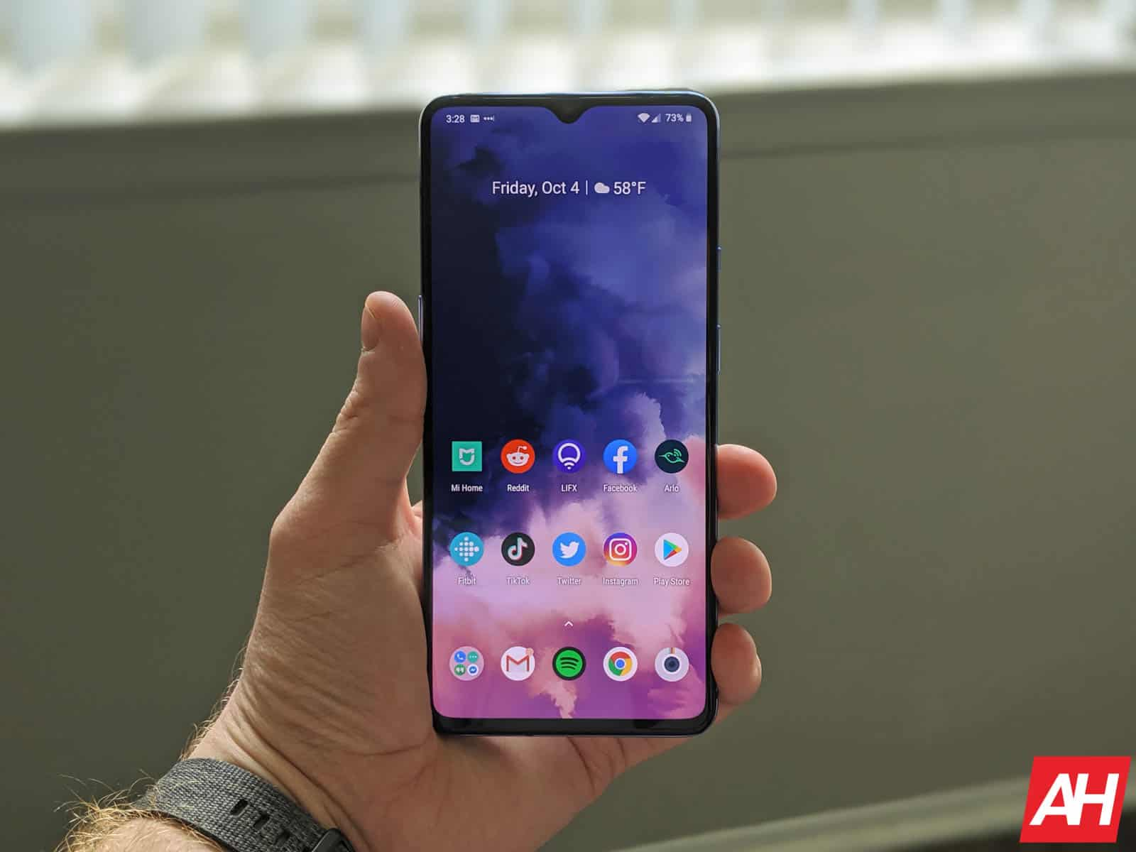 OnePlus 7T Review AM AH 5