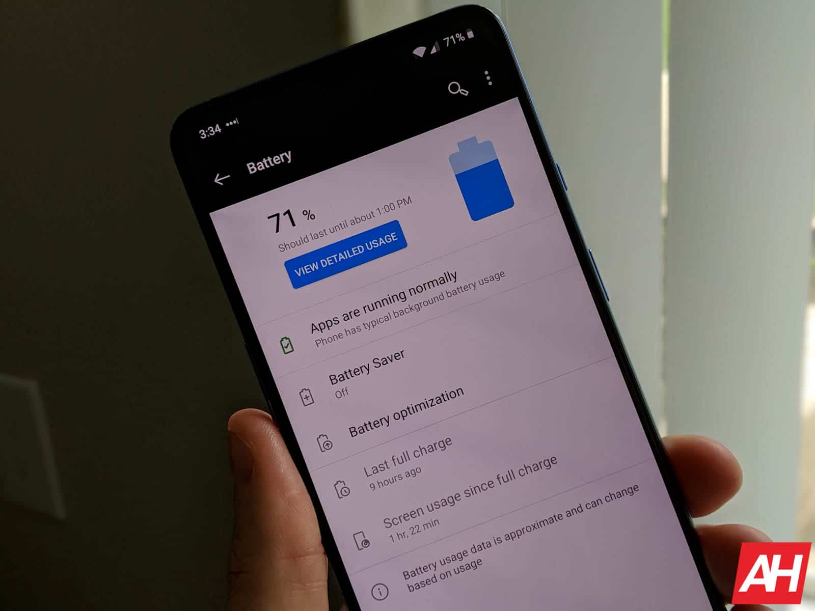 OnePlus 7T Review AM AH 9
