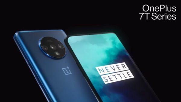 OnePlus 7T series promo video image 1