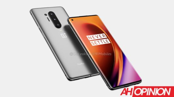 OnePlus 8 Pro 91mobiles render AH Opinion