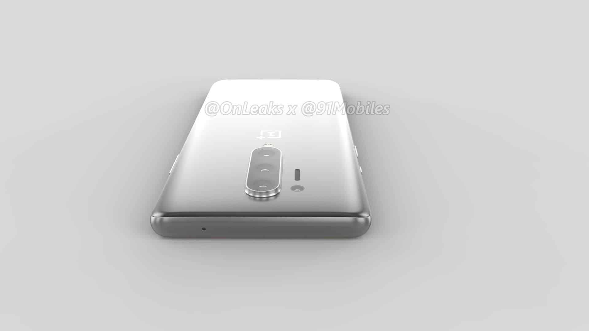 OnePlus 8 Pro renders leak OnLeaks 15