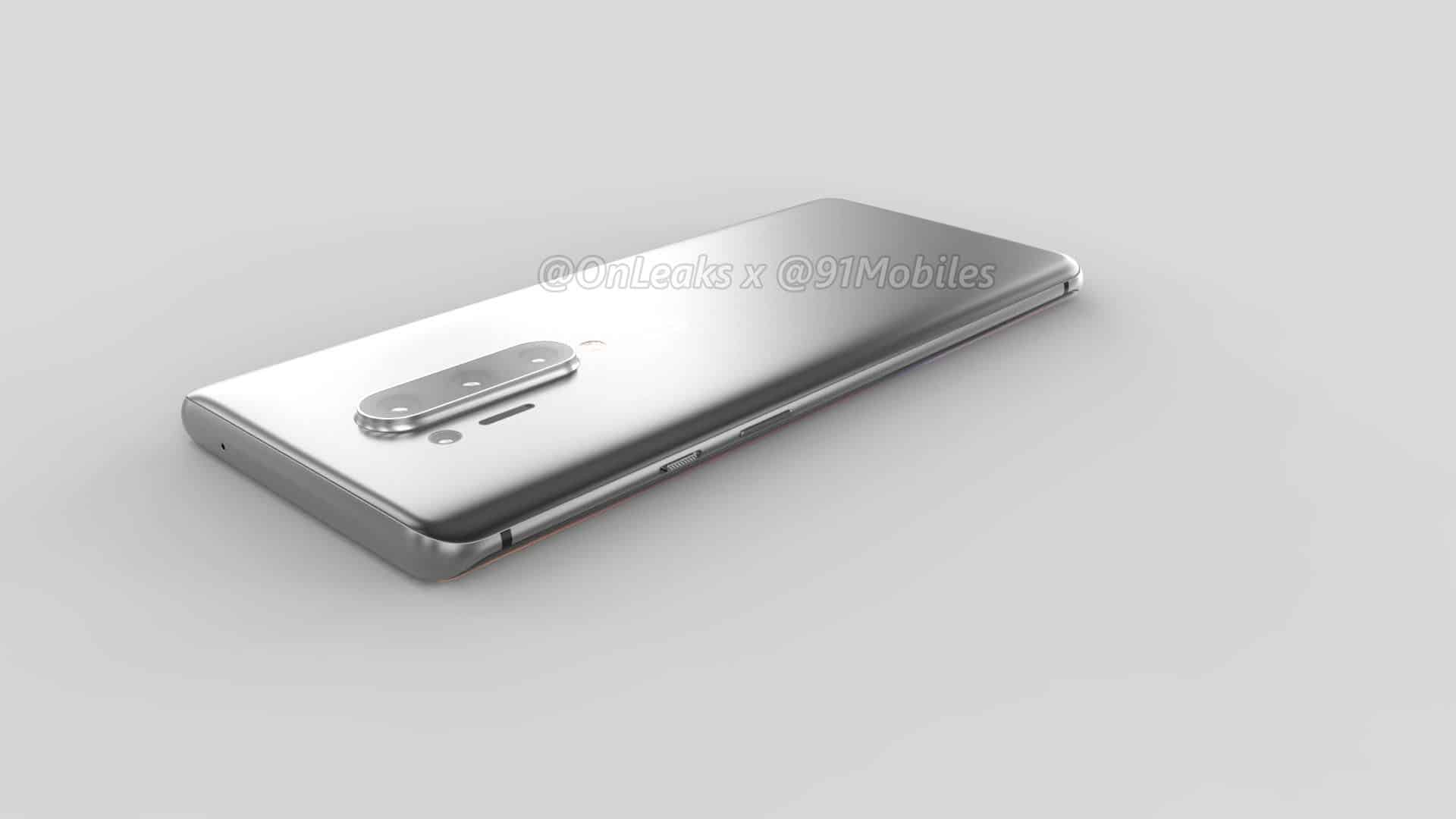 OnePlus 8 Pro renders leak OnLeaks 16