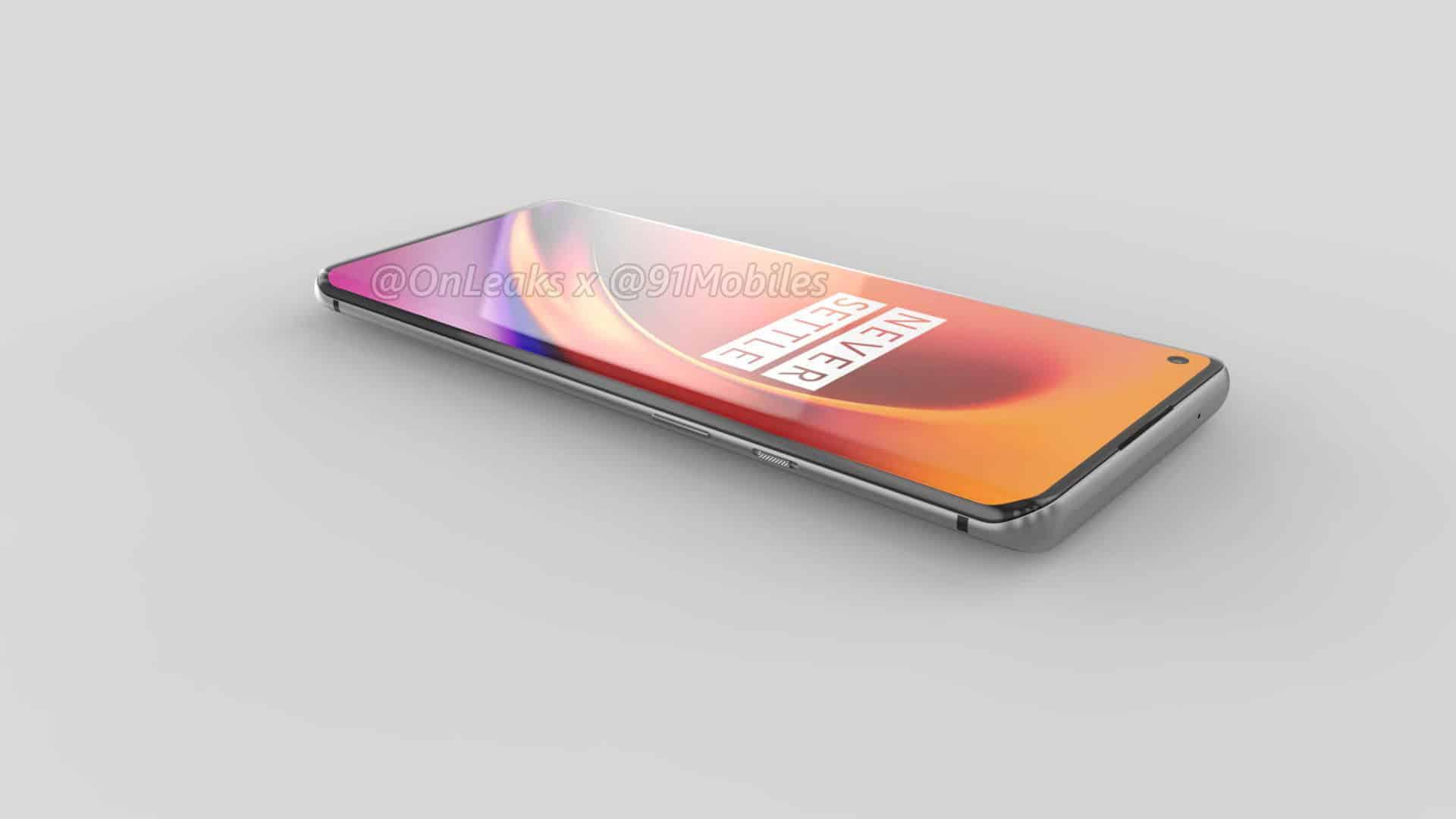 OnePlus 8 Pro renders leak OnLeaks 8