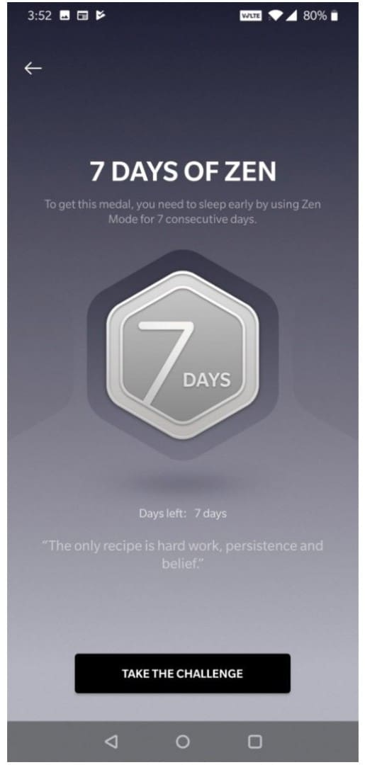 OnePlus Zen Mode Challenge 05