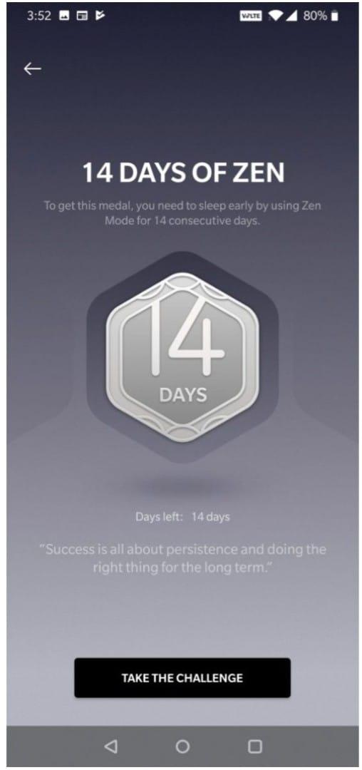 OnePlus Zen Mode Challenge 06