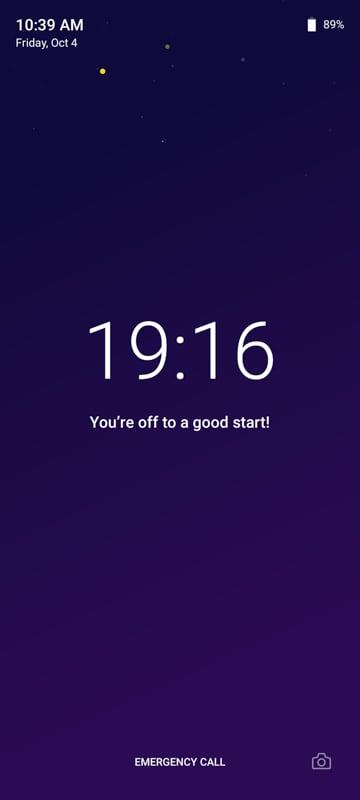 OnePlus Zen Mode Screens AH 3