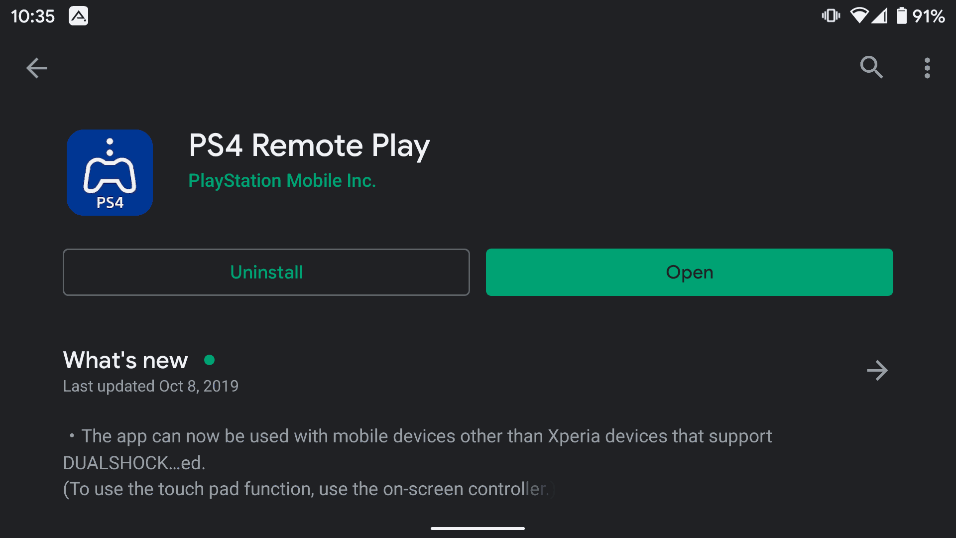 PS4 Remote Play App 6