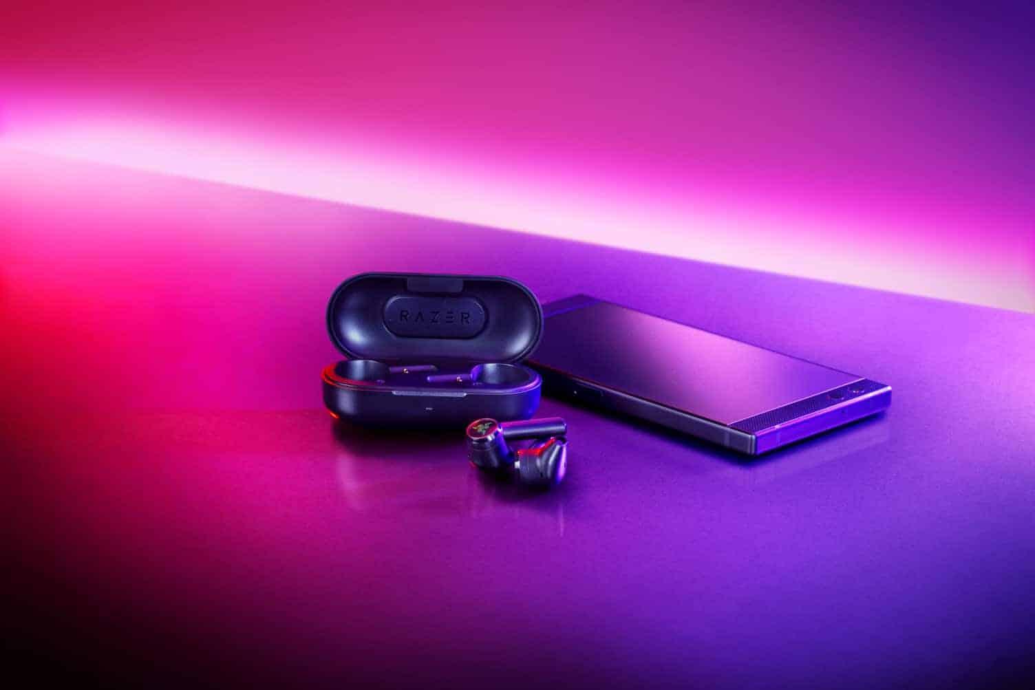 Razer Hammerhead True Wireless Earbuds 8
