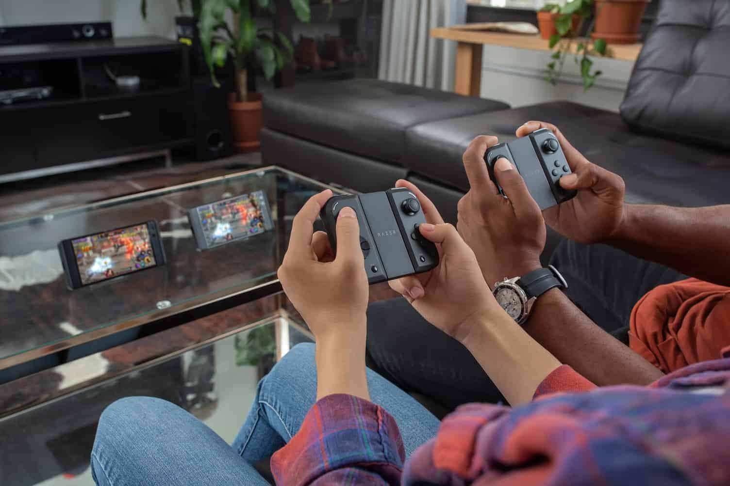 Razer Junglecat Mobile Game Controller 7