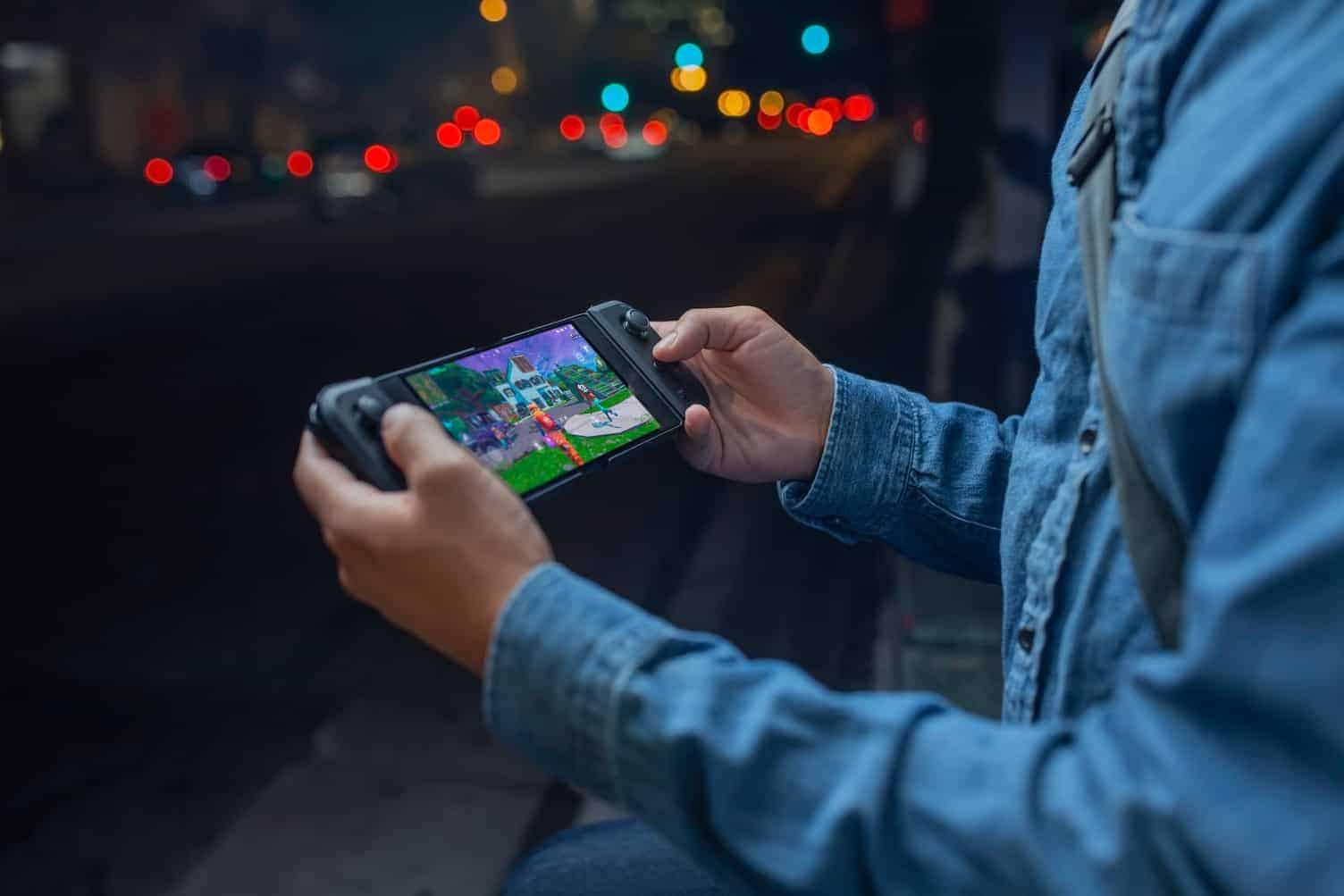 Razer Junglecat Mobile Game Controller 8