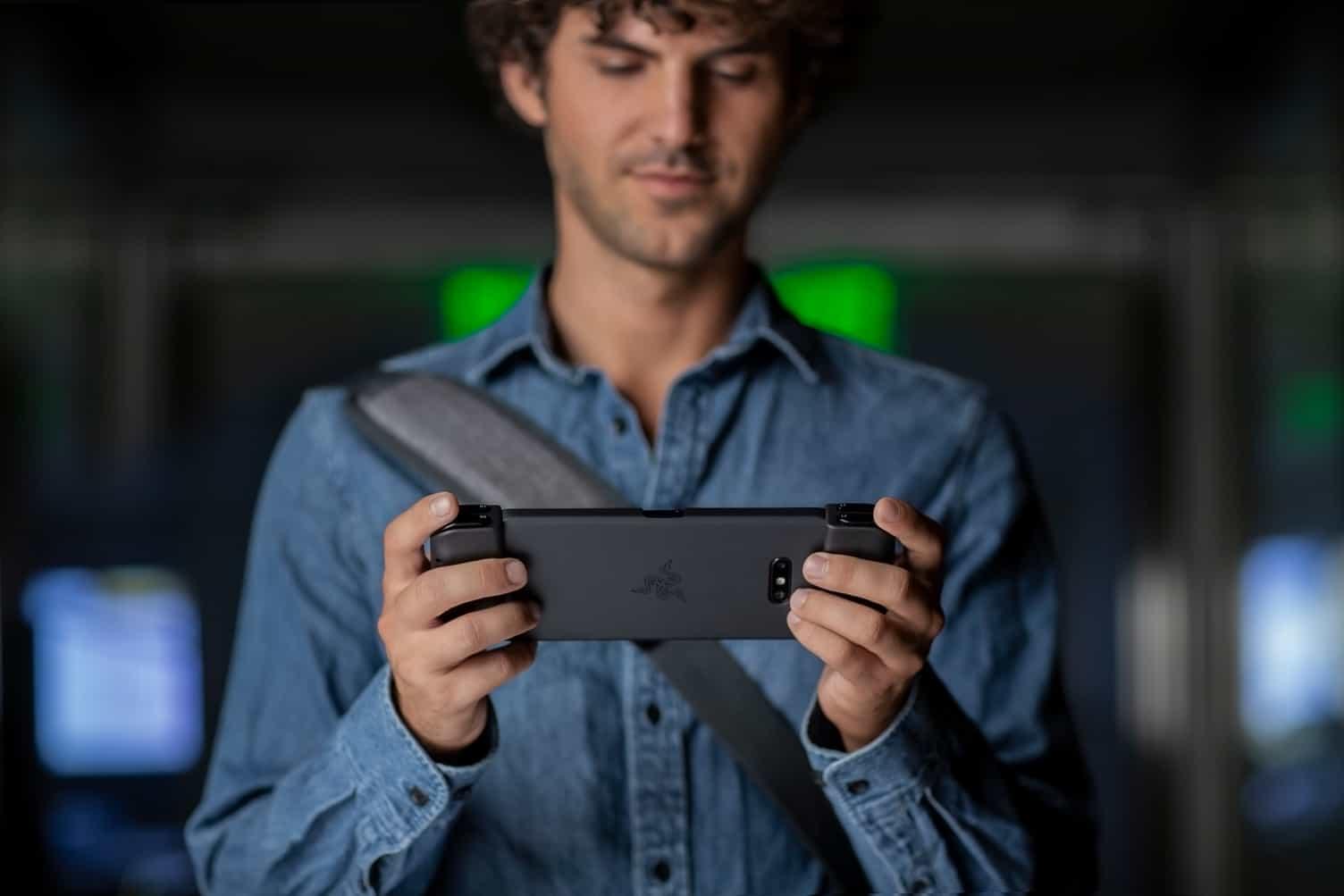 Razer Junglecat Mobile Game Controller 9