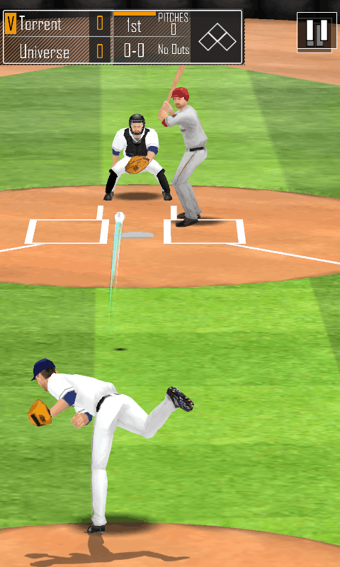 Real Baseball 3D app image October 2019