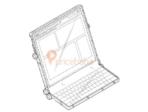 Samsung foldable hybrid patent 2