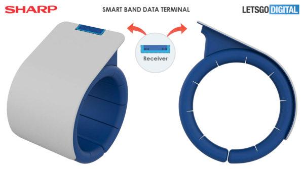 Sharp foldable bracelet patent
