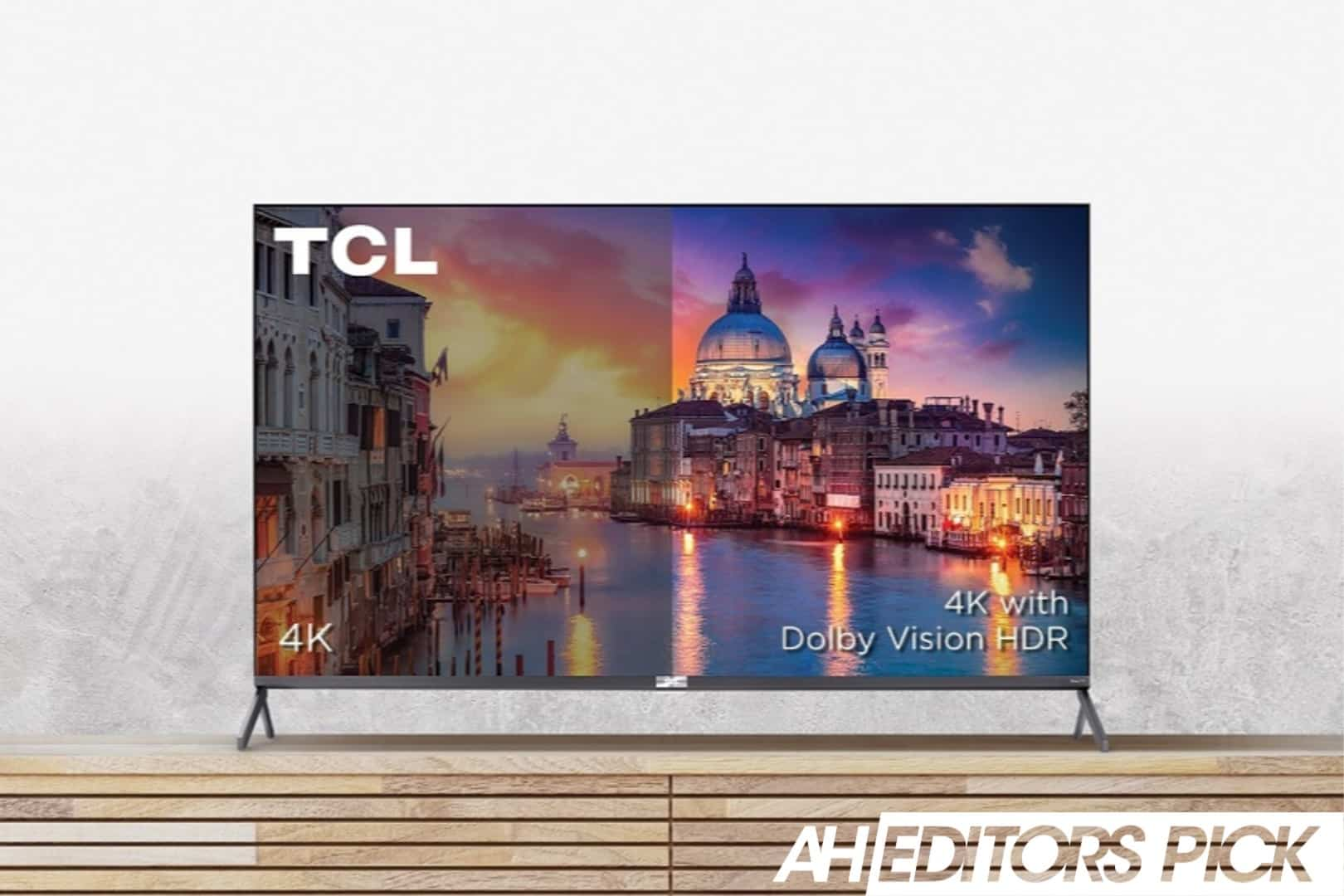TCL 6 Series 2019 TV AH EP