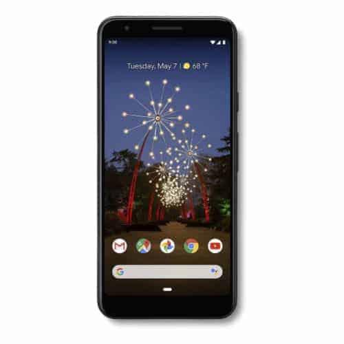 google pixel 3a 1