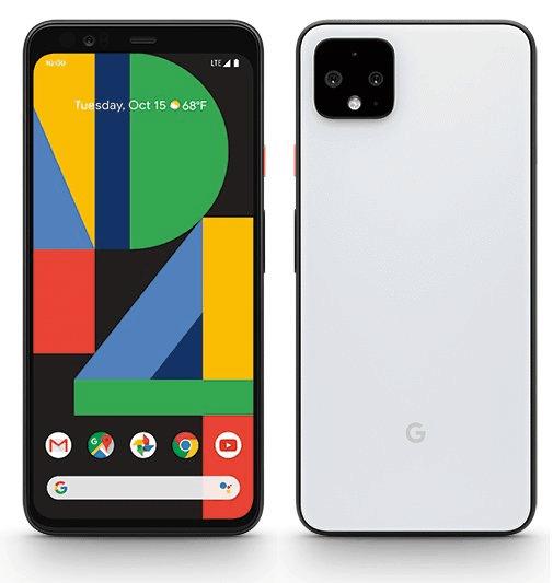 google pixel 4 xl panda