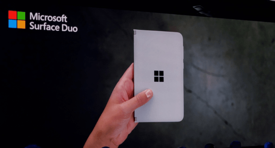 microsoft surface duo 1