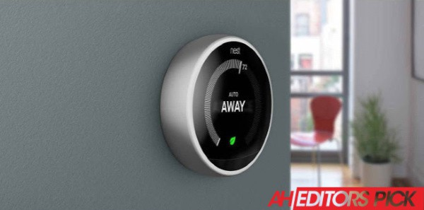 nest learning thermostat AH 1