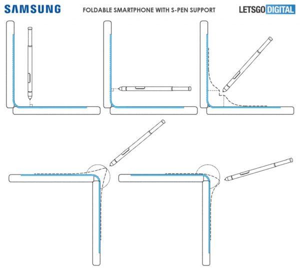 samsung galaxy fold s pen 2