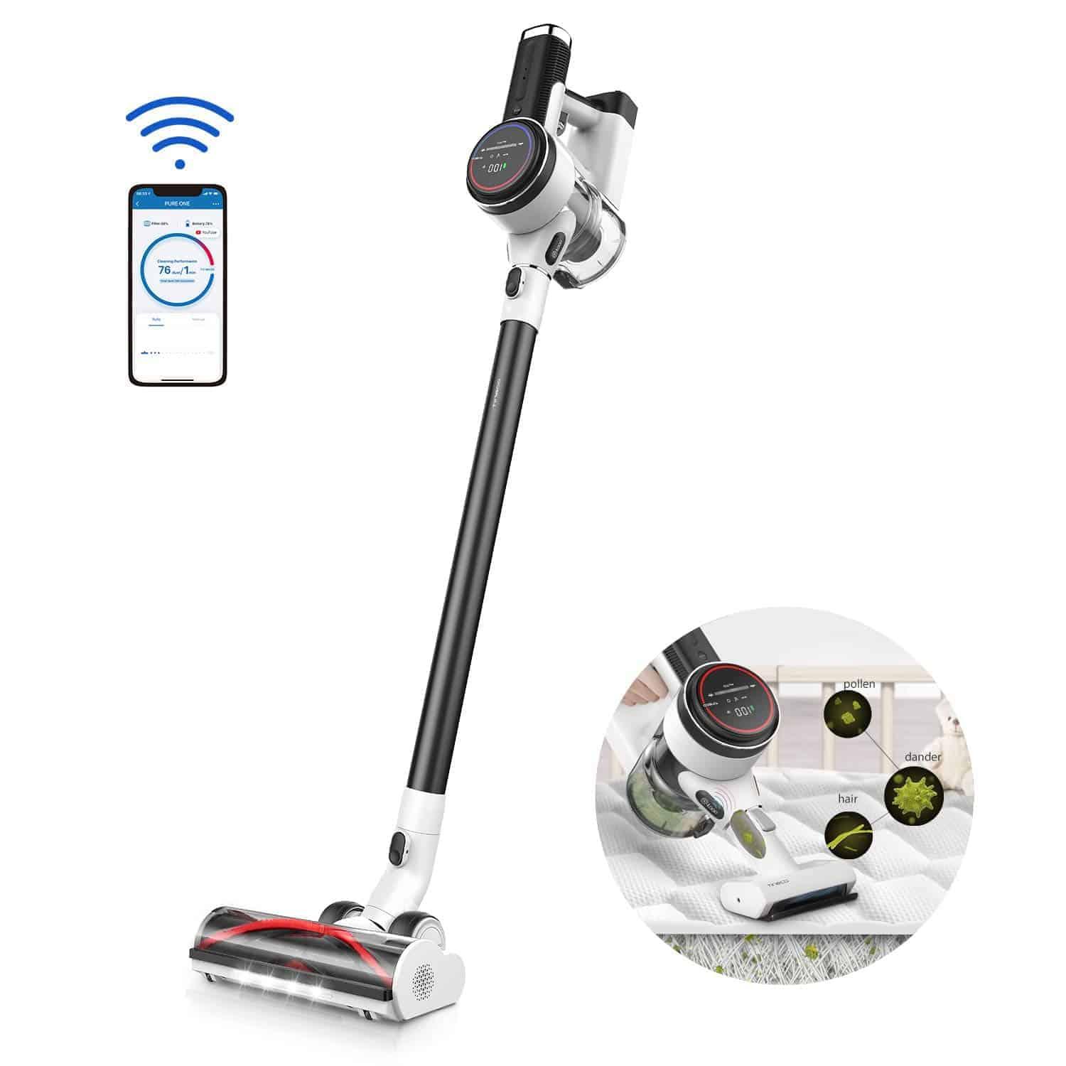 Save up to 30% on the Tineco A10 Hero and PureOne S12 Stick Vac - Amazon