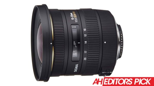 AH Editors Pick Sigma 10 20mm