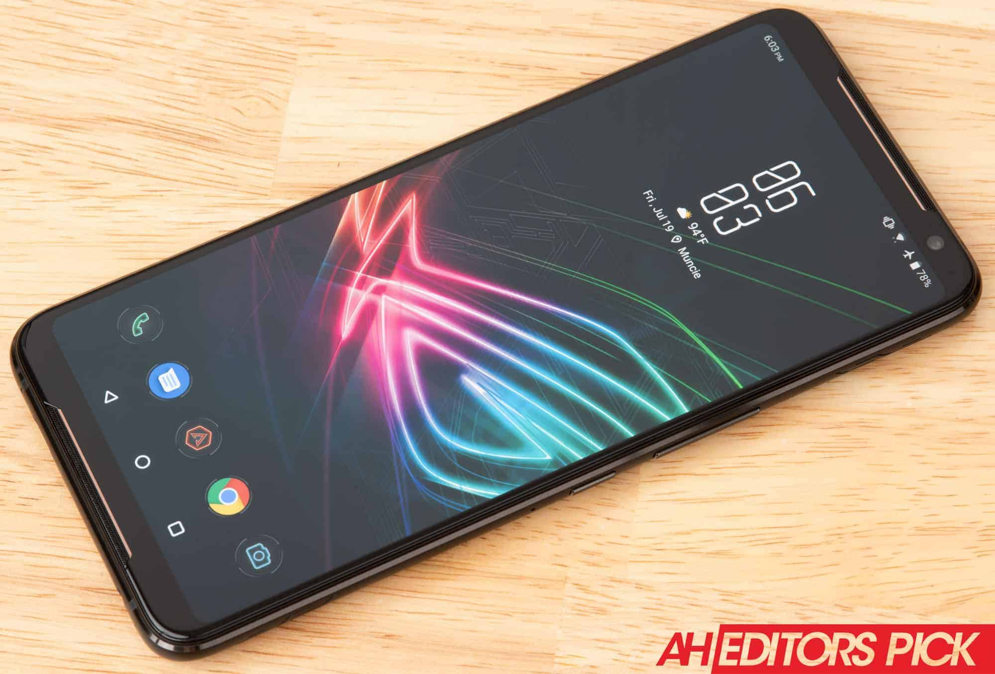 ASUS ROG Phone II Editors Pick