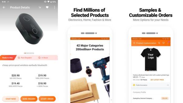 Alibaba app grid image 1