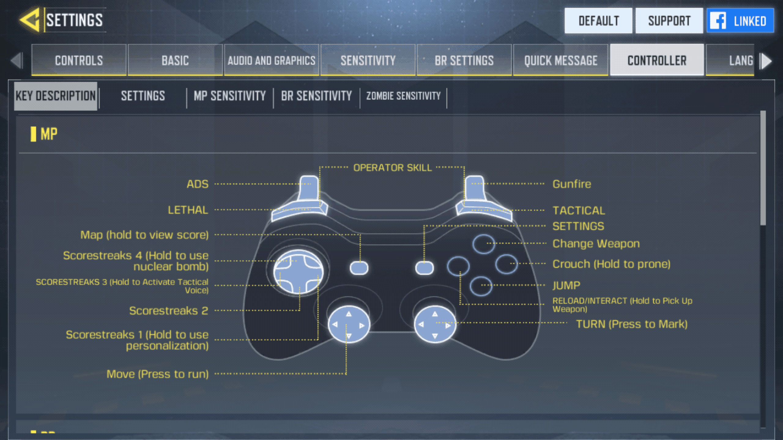 Call of Duty Mobile Gamepads 2