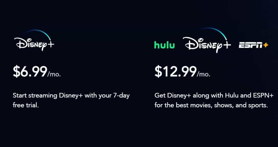Disney Plus vs bundle 01