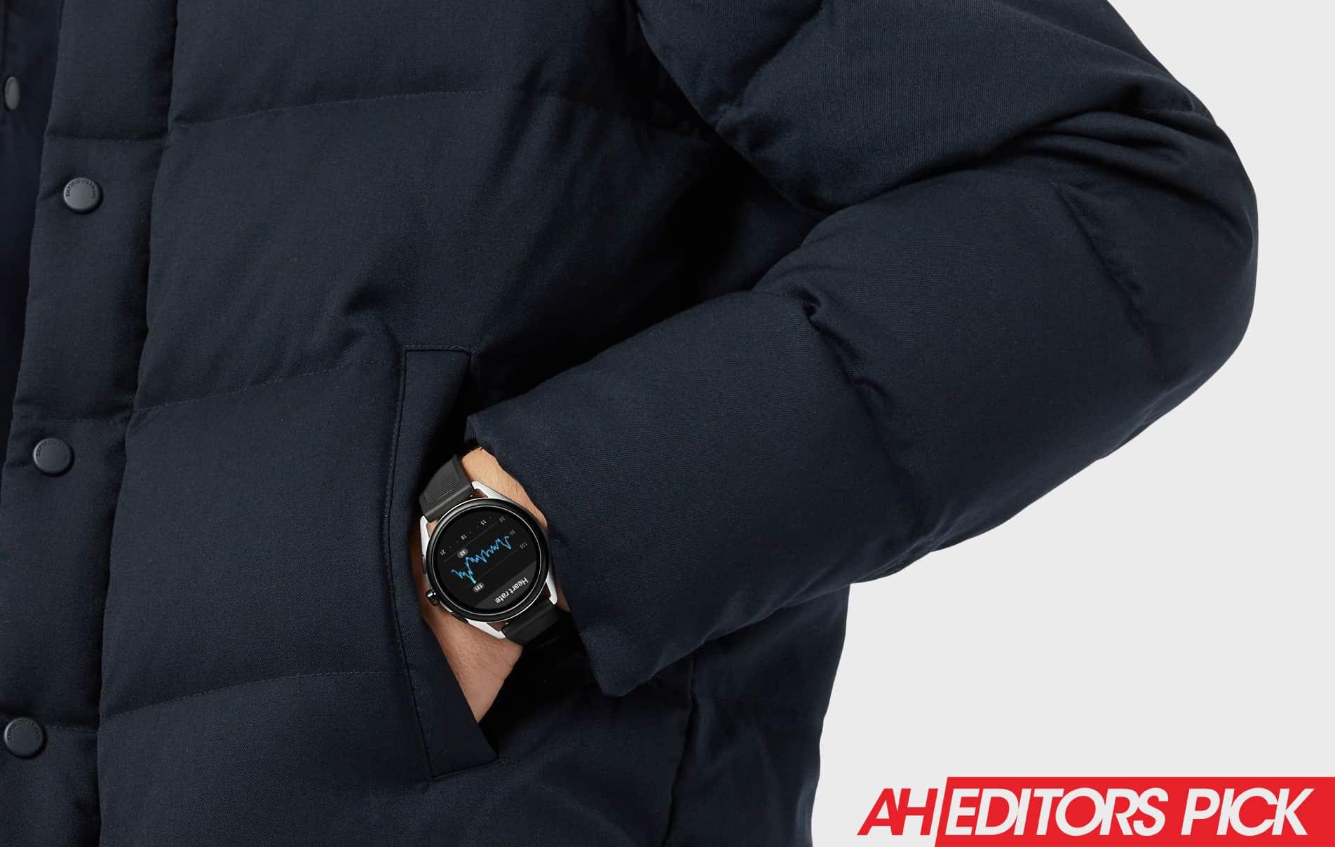 Emporio Armani Smartwatch 3 Editors Pick