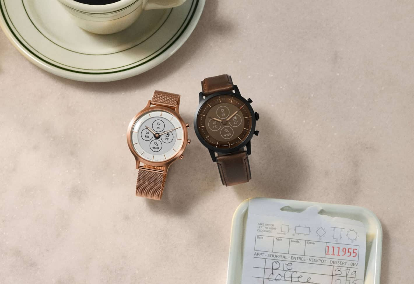 Fossil Launches Hybrid Smartwatch With Over 2-Week Battery