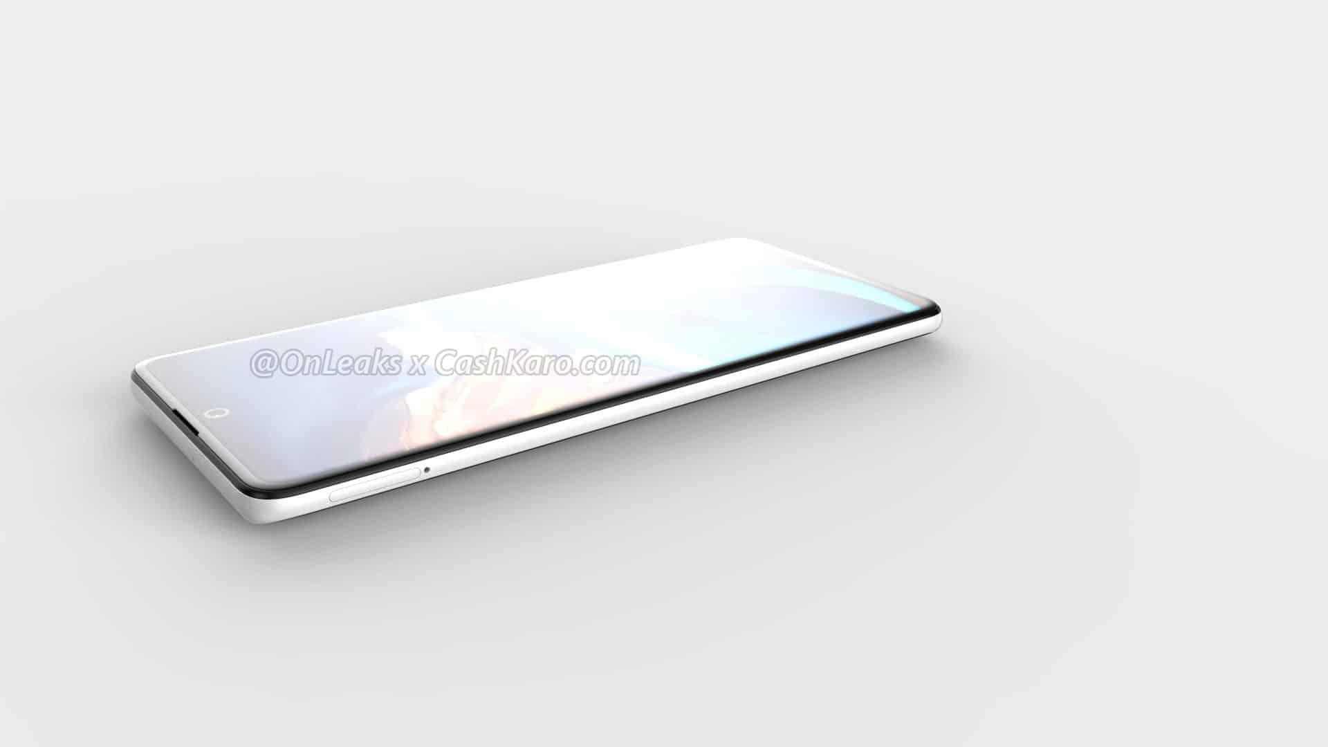 Galaxy A71 render leak 10