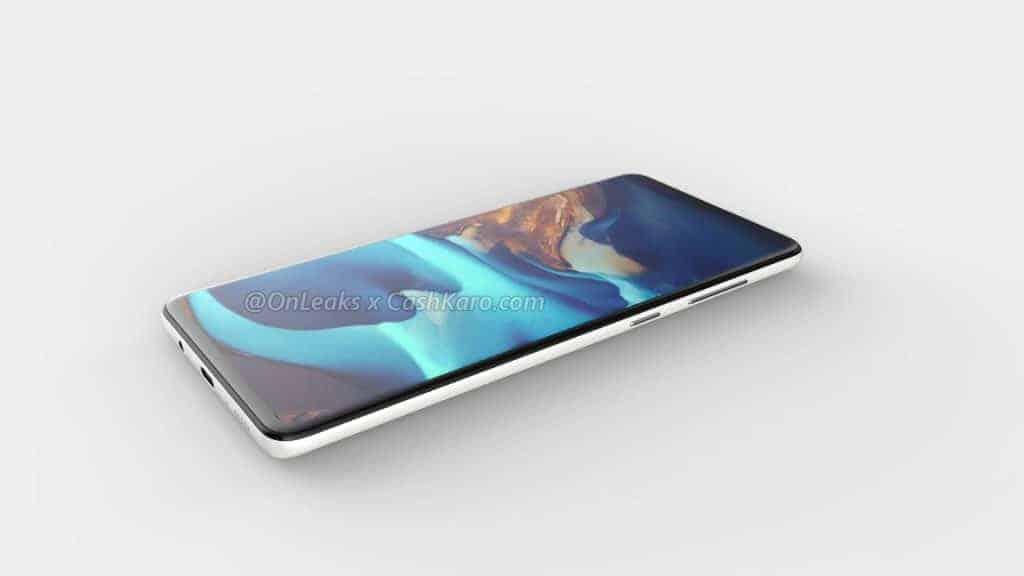Galaxy A71 render leak 3