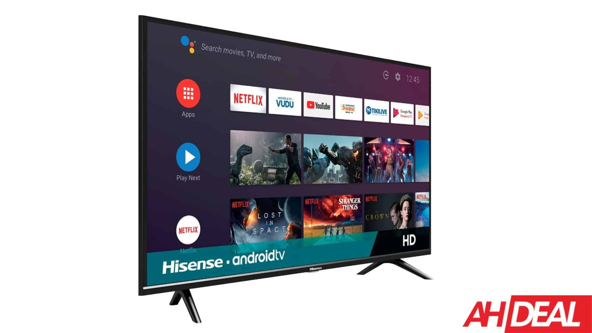 """At $79, This 32"""" Hisense TV with Android TV Is At Set-Top ..."""
